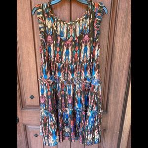 Anthropologie Swing dress by Lili's closet